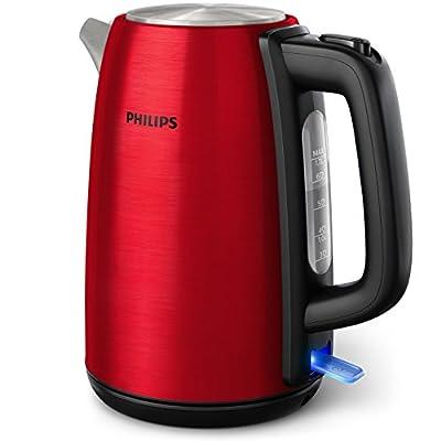 Philips HD9352/60 bouilloire Métal Viva 1,7L Rouge