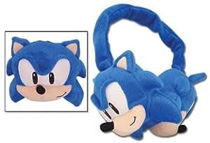 Sonic The Hedgehog Sonic Ear Muffs