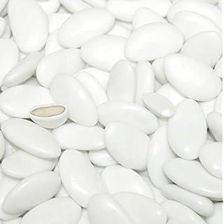 Beutel 500g Gastgeschenk Avolas Königliche, weiß glänzend