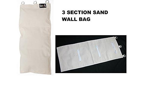 3-Sections Training Fitness Boxsack Kung Fu Kampfsport Kickboxen Sand Tasche