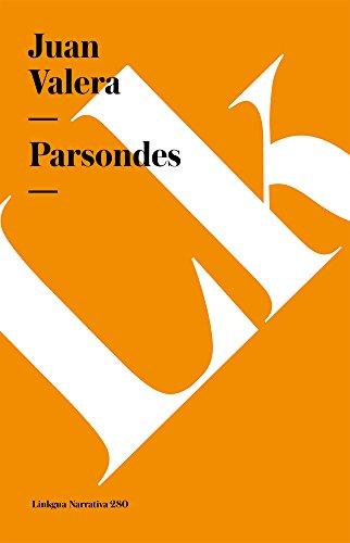 Parsondes Cover Image
