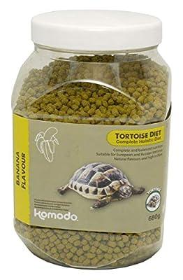 Komodo Tortoise Diet Banana, 680 g by HAPPY PET