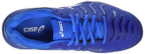 Asics Gel Challenger Uomo 11 Scarpe Da Tennis Blu (limoges / Bianco / Blu Directoire)