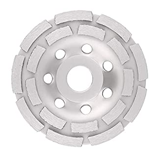 Agera Agera_404.105.103.101.99.10 Diamond Cup Grinder, 180 x 5 x 22.23 mm