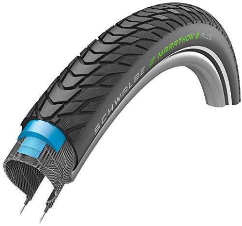Schwalbe Marathon E-Plus Fahrradreifen 47-622 (28x1,75) E-Bike Reifen, unplattbar (47-622)