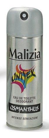 Malizia Unisex Osmanthus Deodorant Spray 125 ml (Malizia Deo Spray)