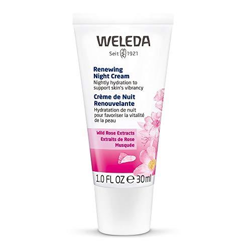 Weleda - Crema de noche Alisante de rosa Mosqueta
