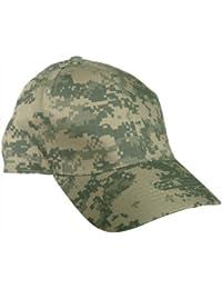 US Military Army Combat Baseball Cap Ripstop ACU Digital Camo