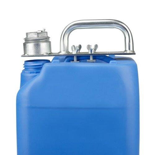 Pumpenhalter für 20- bis 30 Liter Kunststoffkanister
