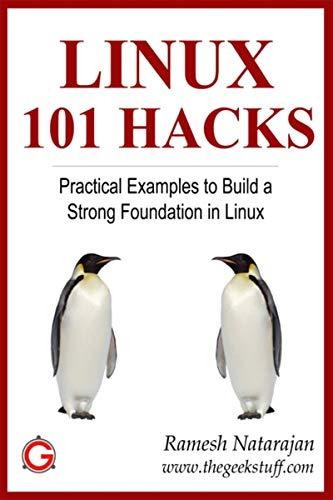 Linux 101 hacks New edition (English Edition) por Ulysse Valleux