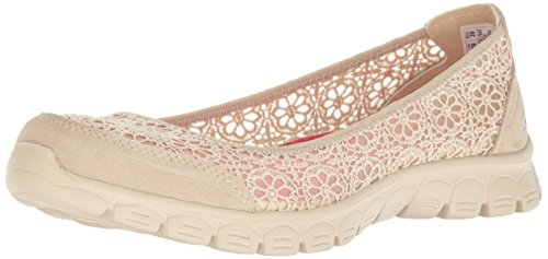 Skechers - Ez Flex 2 sweetpea, Ballerine Donna Natural