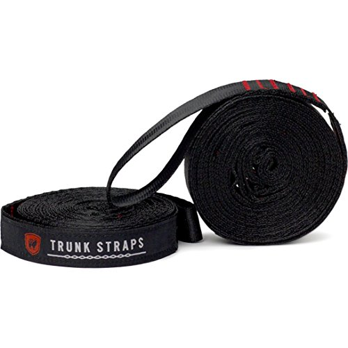 Grand Trunk Trunk Straps for Hammock One Size Black - Grand Trunk