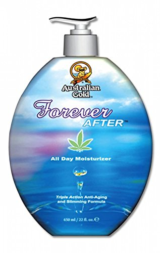 Australian Gold Forever After moisturizer Solarium After Sun Kosmetik Lotion