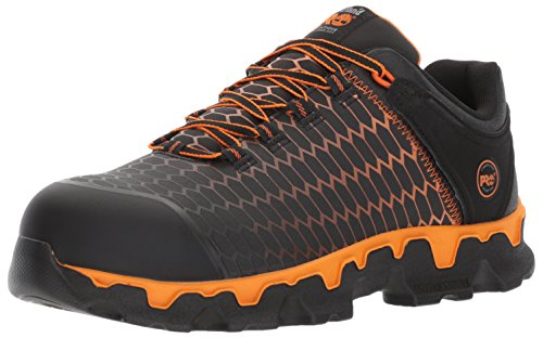 803a92bfb768c Timberland Pro - Mens Powertrain Sport Al Shoe, 7 2E UK, Black