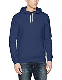 New Look Basic Oth Hoody Sweater, Capucha para Hombre