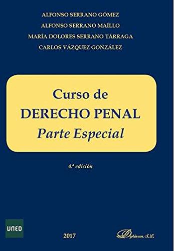 Curso de Derecho penal. Parte especial
