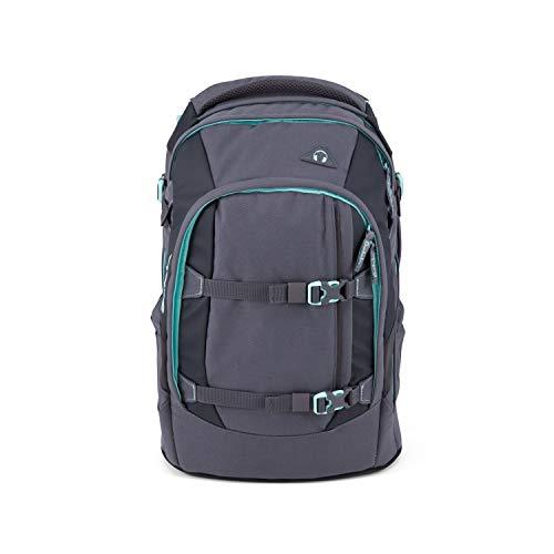 satch Pack ergonomischer Schulrucksack für Mädchen und Jungen - Mint Phantom