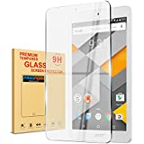 B1 860 Screen Protector, Pasonomi [9H Hardness] [Crystal Clear] [Scratch Resistant] Premium Tempered Glass Screen Protector Film for Acer Iconia One 8 (B1 860) Tablet (Clear, Acer Iconia One 8 B1 860)
