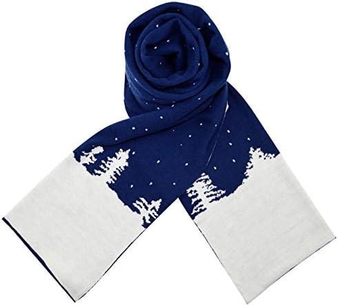 OME&QIUMEI Gli Uomini E Le Le Le Donne In Inverno Gli Amanti Della Sciarpa Sciarpa Caldo Blu Navy | Re della quantità  | Benvenuto  | Alta Qualità  | Meraviglioso  2f435f