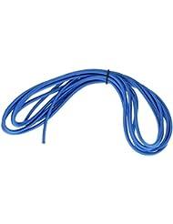 Sharplace 12mm x 10m Expanderseil Gummiseil, Blau