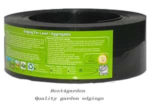 Best4garden Bordure de jardin en plastique recyclé Ultra ...
