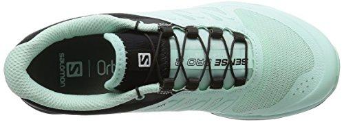 Salomon Sense Pro 2, Scarpe da Corsa Donna Blu (Igloo Blue/Igloo Blue/Black)