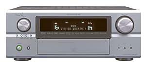 Amplificateur home-cinéma Denon AVR-3806 Silver Puissance 7x120W, Auto Setup, auto Room EQ Adjust (microphone), transcodage vidéo total vers HDMI, Pure Direct et AL24 Processing Plus, télécommande tactile et multi-zones (garantie 3 ans)