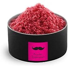 """Monsieur Gourmet Salzmischung """"Frucht-Explosion"""" (Eine Symbiose aus Fleur de Sel und getrockneten Himbeeren)"""