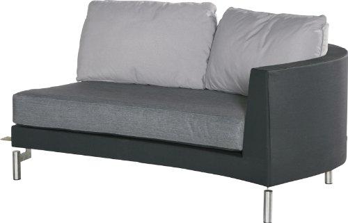 4 Seasons Lounge 2-Sitzer Curve Armlehne Links