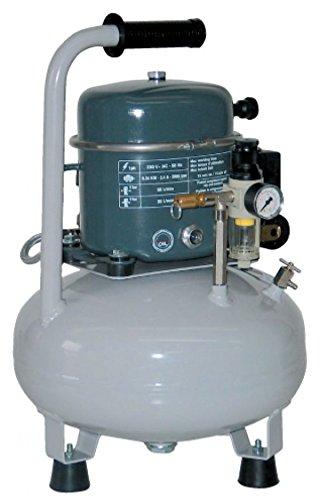 Compressore silenzioso a bagno d\'olio Werther Sil-Air 50/15