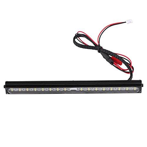 LED Lichtleiste, Dach-Lampe für 1/10 RC Crawler Truck Fernbedienung Zubehör
