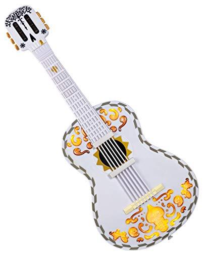 Disney Pixar Coco Toy Guitar con Songbook