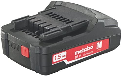 Metabo batteria 18 V, 1,5 1,5 1,5 Ah, litio, Power, Air Cooled, 625589000   In Linea    nuovo venuto    Louis, in dettaglio    Moderno Ed Elegante Nella Moda    Meraviglioso    Imballaggio elegante e stabile    Buon design    Di Progettazione Professionale d6fcb3