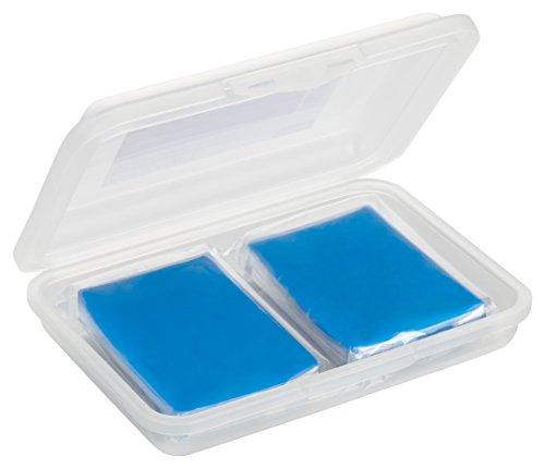AmbiClean® Lackknete als Lackreiniger & Felgenreiniger ideal als Flugrostentferner gegen Teer, Insektenreste und andere Verschmutzungen (2 x 100g)