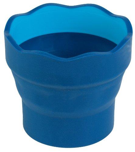 Faber-Castell Click & Go Wasserbecher, 2 Stück Wasser Becher