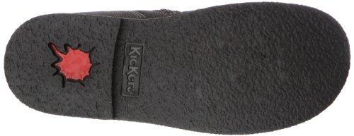 Kickers Lockrock Damen Stiefel & Stiefeletten Schwarz - Noir (Noir 8)