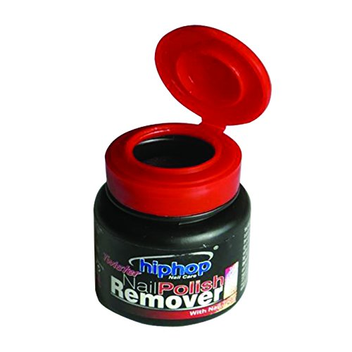 Hiphop Twister Nail Polish Remover with Sponge