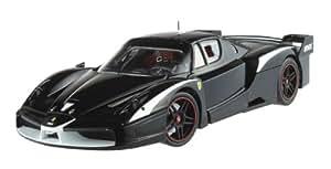 Hot Wheels Elite Ferrari FXX Evolution - Black 1/18