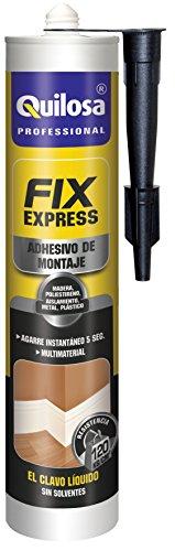 Quilosa T018937 Adhesivo de Montaje Fix Express