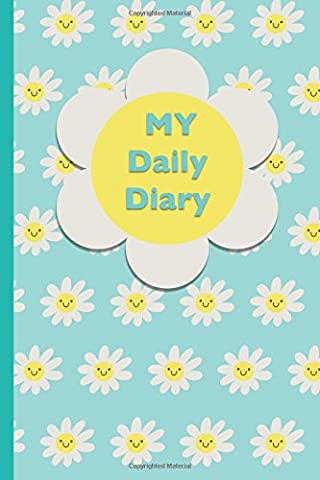 My Daily Diary, Daisies.: Childcare Daily Diary, EYFS Record Keeping, Nurseries, Pre School, Childminders, 100 Pages
