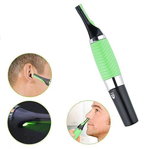 Recortadora Portátil Multifunción,Utilizada para Oreja/Nariz/Ceja/Barba, etc.Apto para Hombres y Mujeres.