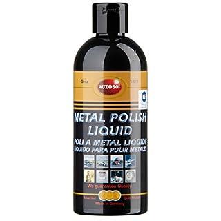 Autosol 11 001210 Metal Polish Liquid, 250 ml