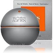 Hugo Boss Perfume  - Hugo Boss Boss In Motion - perfume for men - Eau de Toilette, 90ml