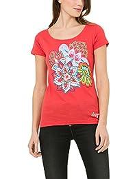 Desigual, ACHLYS - Camiseta para mujer