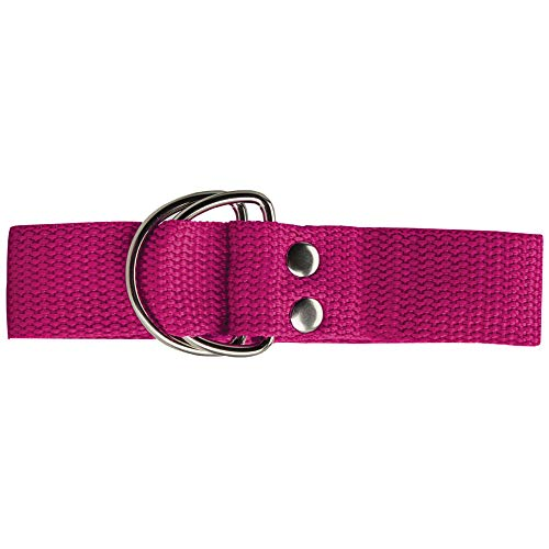 Schutt American Football Belt / Gürtel (Pink) (Flag Football Hose)