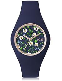 ICE-Watch Ice Flower - Reloj para mujer, color azul / azul
