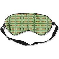 Carrot Mirror Seamless Art Sleep Eyes Masks - Comfortable Sleeping Mask Eye Cover For Travelling Night Noon Nap... preisvergleich bei billige-tabletten.eu