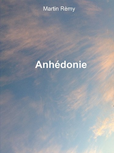 anhedonie-french-edition