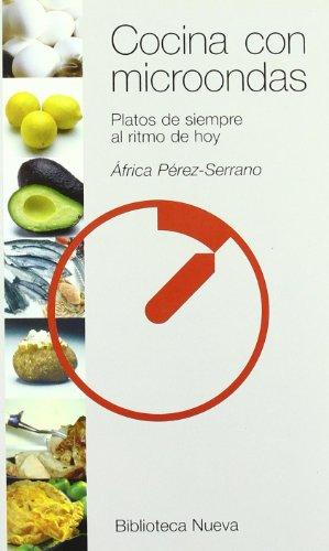 Cocina Con Microondas (Libros de cocina)