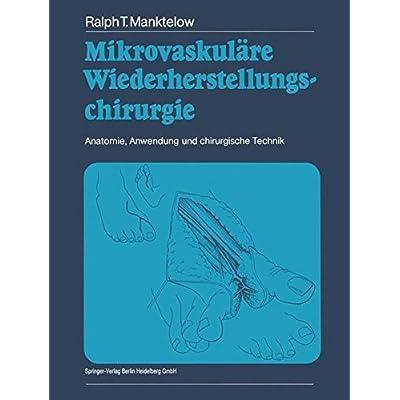 PDF] Mikrovaskuláre Wiederherstellungschirurgie: Anatomie ...